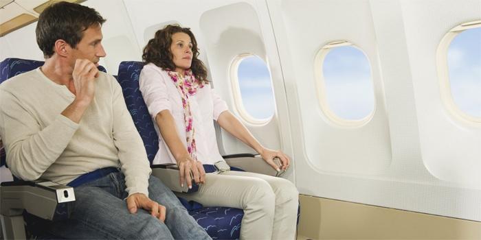 Полеты в самолете при внутричерепном давлении